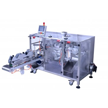 Buffalo 200 Servo premade pouch machine