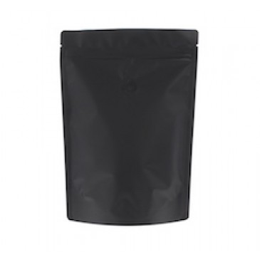 Stand up Pouch Black Kraft Paper